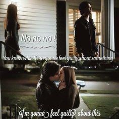 "Damon & Elena ""The New Deal"" 3x10"