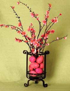 Easter inspiration!! http://media-cache2.pinterest.com/upload/32580797274333166_3ili4cd9_f.jpg annemaryeg for the home