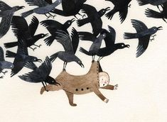 "Review: ""Wildwood"", novela ilustrada de Colin Meloy y Carson Ellis - The Pocket"
