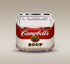 Campbell's Soup App Icon FeaturedImage