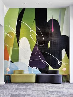 Rottet Studio Makes Layovers a Luxury at Renaissance Atlanta Airport Gateway Hotel