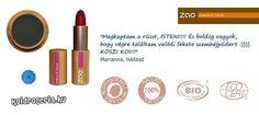 Milyen a ZAO rúzs és a ZAO szemhéjpúder? Marianna véleménye. Lipstick, Beauty, Lipsticks, Beauty Illustration