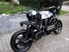 Image result for bmw k1100lt cafe racer