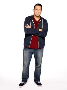 Sal Vulcano from Impractical Jokers... I love this show! Hilarious