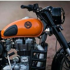 Orange modified RE Classic 350 Royal Enfield, Enfield Classic, Royal Enfield Hd Wallpapers, Royal Enfield Stickers, Bullet Modified, Himalayan Royal Enfield, Royal Enfield Logo, Enfield Thunderbird, Bullet Bike Royal Enfield