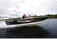 New 2010 Crestliner Boats Raptor 1850 TE Multi-Species Fishing Boat