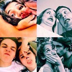 Cute couple photo ideas selfie