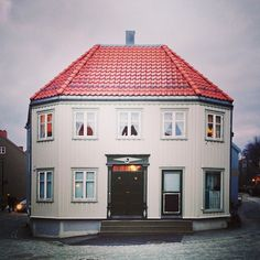 Old House, Trondheim - Instagram photo by @janove #travel #norway