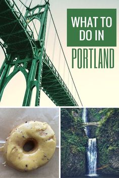 Portland, Oregon has become a very hot travel destination as of late. With an amazing food scene, more craft breweries that you can visit in one trip as well as hiking close by for outdoor enthusiasts. It's a great place for everyone || http://www.rtwgirl.com/portland-10-best/ | via @rtwgirl