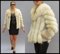 Vintage Fur - you need this look.