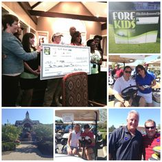 Thank you #ForeKids for designating @ProKids CASA at your beautiful golf outing at Wetherington Country Club. ProKids deeply appreciates your gift! Our children and our community will be stronger because of your support.