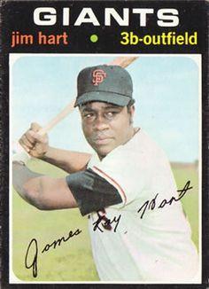 461 - Jim Hart - San Francisco Giants