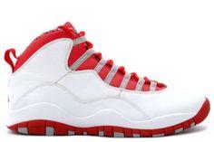 310805 161 Nike Air Jordan 10 X Retro-White/ Varsity Red http://www.fjuter.com/310805-161-nike-air-jordan-10-x-retrowhite-varsity-red-p-4418.html