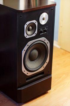 High End Audio Equipment For Sale Pro Audio Speakers, Audiophile Speakers, Monitor Speakers, Diy Speakers, Hifi Audio, Floor Speakers, Equipment For Sale, Audio Equipment, Speaker Plans