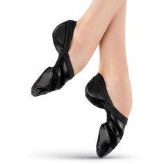 Freeform Dance Shoe; Capezio  black