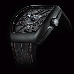 Introducing The Franck Muller Vanguard Collection – Expect The Unexpected