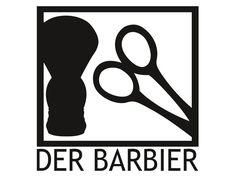 Der Barbier | #eckernförde #Friseur #barbier #barbershop #logo #design #corporate | © Design & Layout by www.BlickeDeeler.de