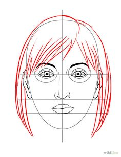 Uplifting Learn To Draw Faces Ideas. Incredible Learn To Draw Faces Ideas. Drawing Lessons, Drawing Techniques, Drawing Tips, Art Lessons, Painting & Drawing, Art Visage, Elementary Art, Teaching Art, Art Tips