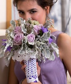 Bridal Bouquet Cozy