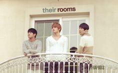 "#JYJ ""Their Rooms"" Album"