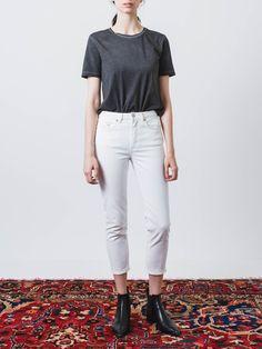 Patti White Jeans
