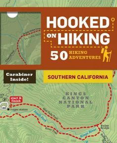 Each of these decks is packed with 50 hiking adventures and comes equipped with a handy clip-on carabiner for bringing cards along wherever the trail leads.Take a hike through Southern California's be