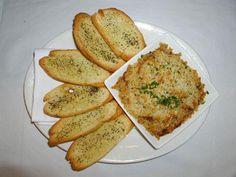 Roasted Garlic and Crab Dip Recipe - Swan & Dolphin Disney Recipes