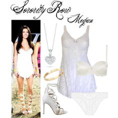 Designer Clothes, Shoes & Bags for Women Sorority Row, Audrina Patridge, Roberto Coin, Agent Provocateur, Aquazzura, Luxury Fashion, Polyvore, Stuff To Buy, Outfits