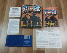 Super Street Fighter II - The New Challenger (Amiga) #commodore #videogames