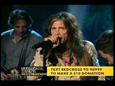 ▶ Billy Joel, Aerosmith, Springsteen, & Jimmy Fallon Under the boardwalk Hurricane Sandy Concert - YouTube