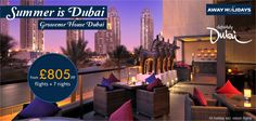 ★★★Celebrating Summers★★★Celebrating Dubai★★★  DUBAI HOTEL OF THE DAY: GROSVENOR HOUSE West Marina Beach - Enjoy a stay at the sanctuary of panoramic beauty and extravagant luxury!  Our Special Offer: • Prices Start from £555 pp for 3 nights • Kids Can Stay & Eat Free  More Details Here - http://www.awayholidays.co.uk/middle-east/dubai/grosvenor.aspx
