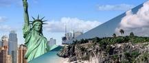 Combina para tu próximo viaje lo mejor de cada destino. Disfruta de las #compras en #NuevaYork y de la ciudad más bonita de los Estados Unidos, y después disfruta de las mejores #playas de #Riviera Maya. ¿Qué te parece? Creemos que muy bien, pero además, este #viaje lo puedes hacer desde 1049€ con los vuelos incluidos: http://www.felicesvacaciones.es/combinado-nueva-york-y-riviera-maya-1083/