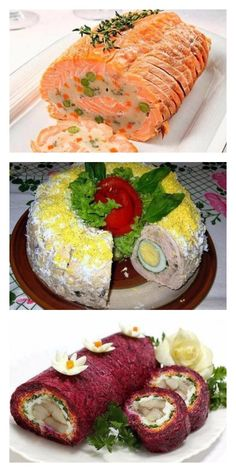 ТОП — 9 рецептов закусочных рулетов Appetizer Recipes, Salad Recipes, Appetizers, Healthy Recipes, Snacks Für Party, Fruit Drinks, Baking Tips, International Recipes, Food Photo