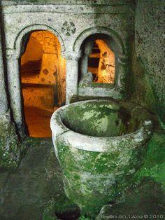 Orte (Viterbo) - Ninfeo Rinascimentale - Photo M. Pesci (2007) - © All rights reserved - Tesori del Lazio