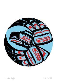 Haida Eagle | Eric Parnell