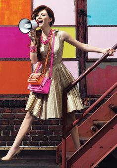Spring-Summer 2011 Kate Spade Ad Campaign