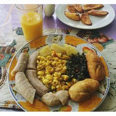 What did you have for breakfast today? Ackee & Saltfish recipe at http://jamaicans.com/ackee/  Via @_affluentevents #ackee #saltfish #foodporn #jamaicanfood #breakfast