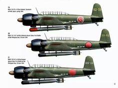 62 best Planes - Nakajima B6N Tenzan images on Pinterest ...