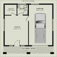 Granny Flat Annex Extension On Pinterest Garage