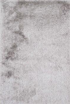 Loloi Orian Shag Or-01 Silver Area Rug