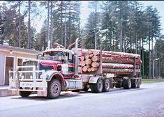 Logging Equipment, Semi Trucks, Rigs, Trailers, Legends, Female, Vehicles, Wedges, Hang Tags