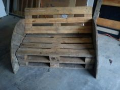 Convertible Pallets sofa