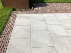 Backyard, Patio, Cottage House, Garden Inspiration, Fence, Garden Design, Brick, Sweet Home, Sidewalk