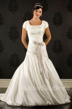 mormon wedding dresses Vitalia