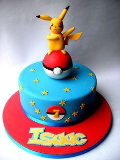 Pikachu cake                                                                                                                                                     More