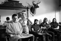 July Talk - I've seen them a handful of times now. In 2014 - Canada Day at Alderney Landing in Halifax, July 12 at the Big Red Festival in Charlottetown, and October 23 at The Commodore Ballroom in Vancouver, opening for Rural Alberta Advantage. Buds!
