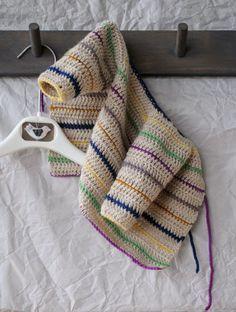 cute crochet baby ca
