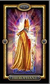 gilded tarot card images - 5