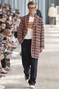 retro colourway - Visvim Spring 2017 Menswear Fashion Show