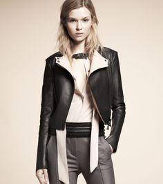 Belstaff Leather Womens Jacket